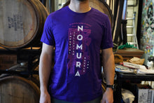 Load image into Gallery viewer, NOMURA CAN TEE - PURPLE