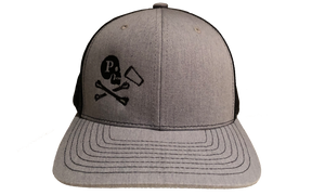 OFF-SET JOLLY ROGER HAT