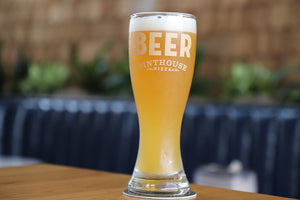 BEER PILSNER GLASS - 20oz.