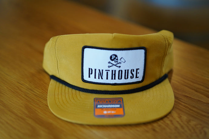 PINTHOUSE GRANDPA HAT - BISCUIT