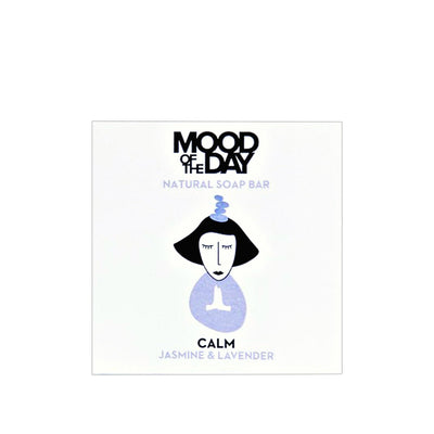 """Mood of the day Seife"" - Calm - 60 g - Vandeley"