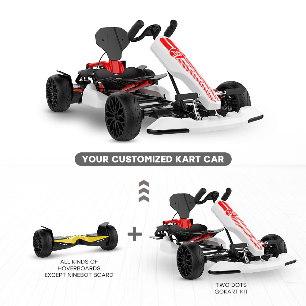 Customize your own kart