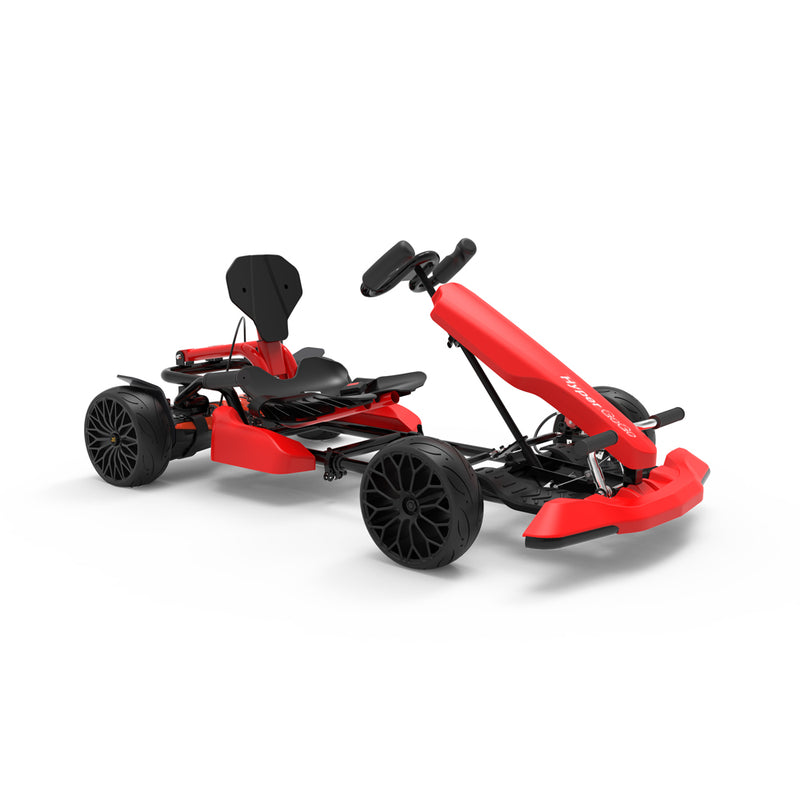 "Glyboard Corse Gokart - Two Dots 8.5"" Off Road Hoverboard and Go kart Combo"