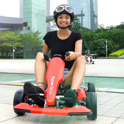Go Kart and Hoverboard for Adult