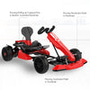 Red Go kart kit - how to accelerate or decelerate