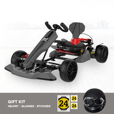 hoverboard-go-kart-kit-two-dots-go-kart-attachment-helmet-glasses-stickers-grey