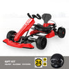 hoverboard-go-kart-kit-two-dots-go-kart-attachment-helmet-glasses-stickers-red