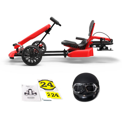 Red Go Kart Kit