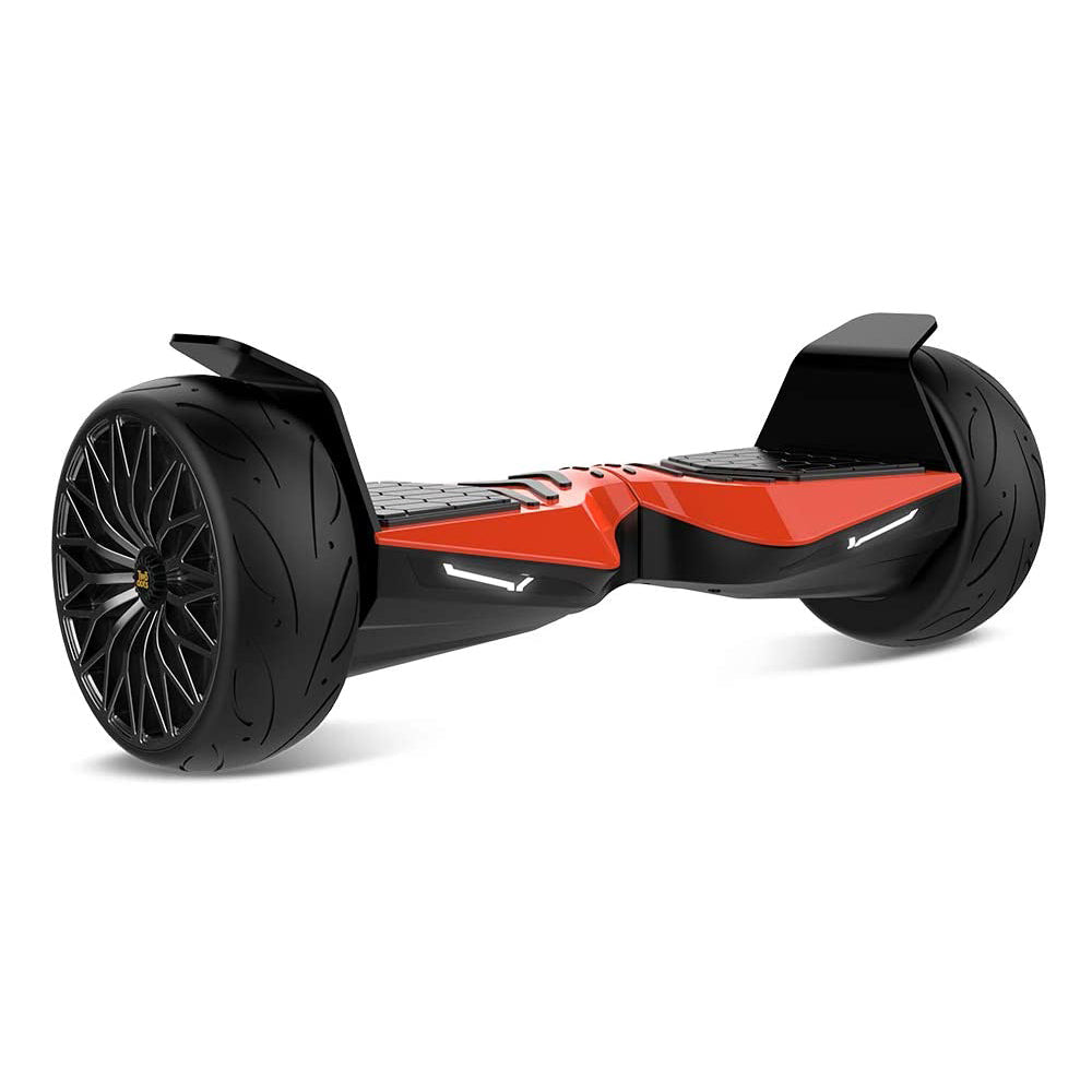 "8.5"" Off Road Glyboard Corse Hoverboard with APP (with Two Dots LOGO) - Orange"