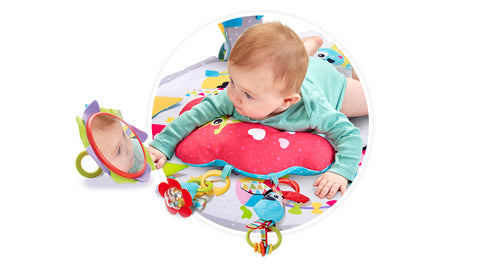 Yookidoo bab gym Gymotion Lay To Sit-Up Play - faza 2