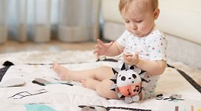 Tiny Love baby gym Black&White - Magical Tales