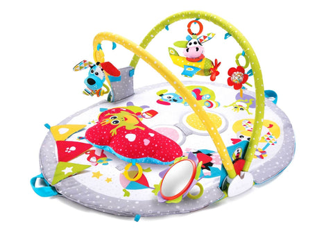 Yookidoo baby gym - Gymotion Lay To Sit-Up Play - Yookidoo