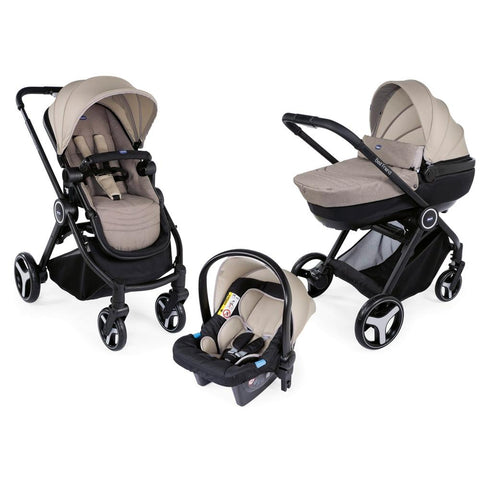 Chicco Chicco 3u1 dječja kolica Trio Best Friend - Beige
