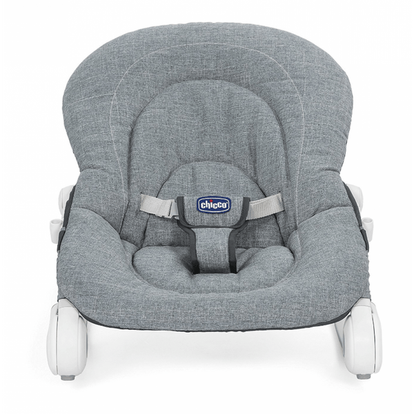Chicco Chicco ležaljka Hoopla - Dark Grey