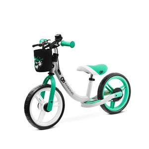 Kinderkraft dječji balans bicikl bez pedala - Space 2021, Light Green