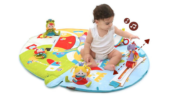 Yookidoo baby gym - Gymotion Activity Playland - Sold out
