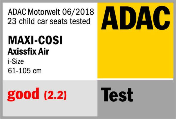 Maxi-Cosi autosjedalica Axissfix Air - Nomad Grey - Sold out