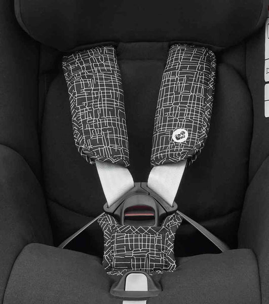 Maxi Cosi autosjedalica Pearl Smart i-Size - Black Grid - Sold out