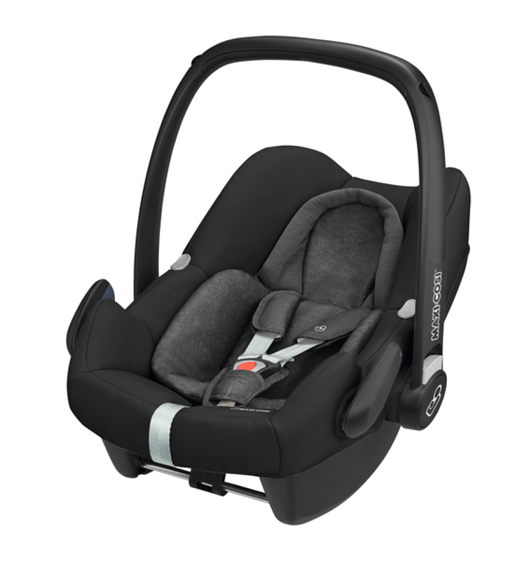 Maxi Cosi autosjedalica Rock - Nomad Black - Sold out