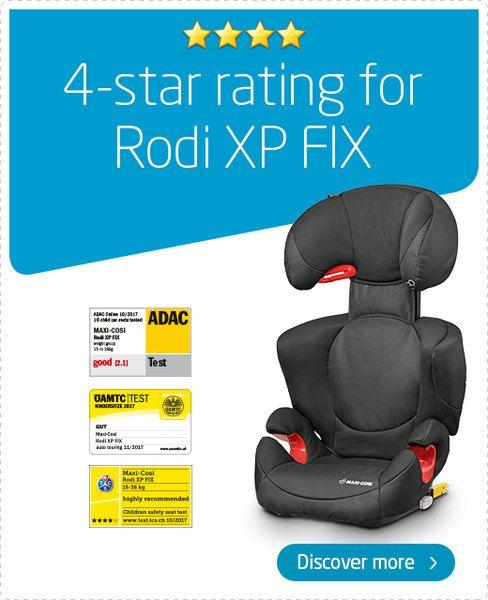 Maxi Cosi autosjedalica Rodi XP Isofix - Poppy Red - Sold out