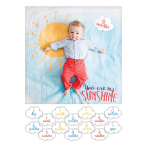 "Lulujo baby Lulujo baby set za fotografiranje ""You are my sunshine"""