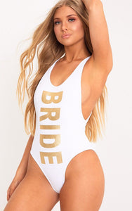 BRIDE & BRIDE SQUAD Swimsuit