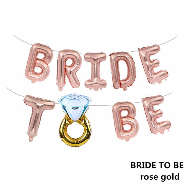 Bride To Be | Balloons