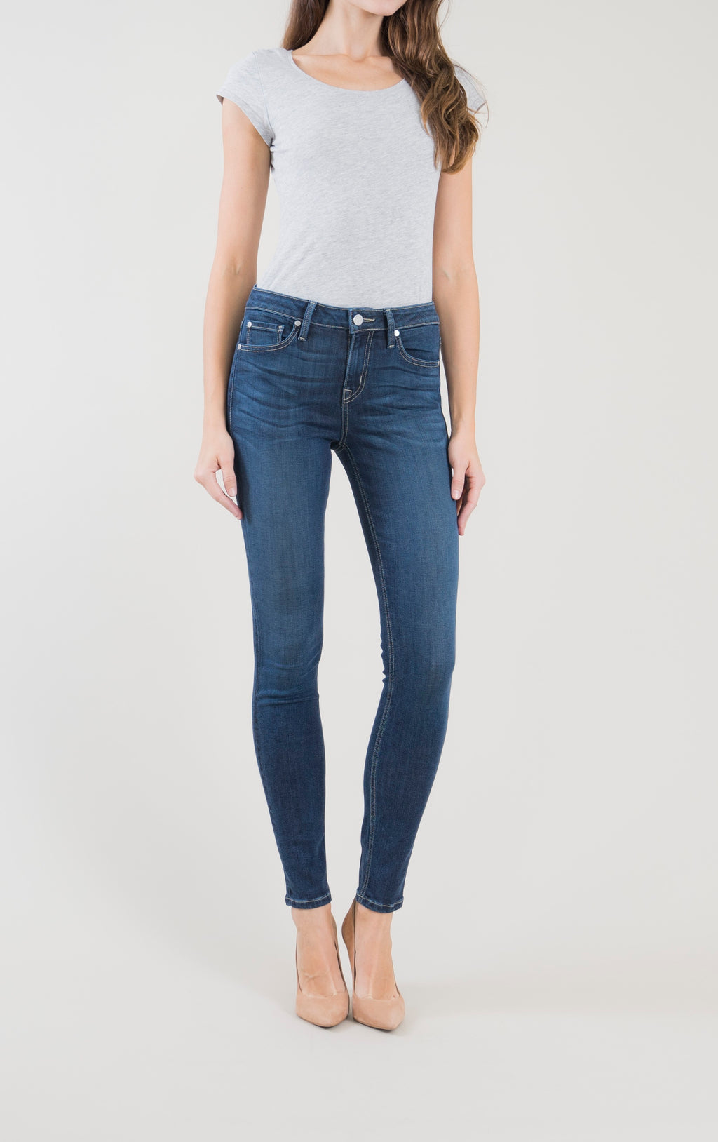 Level 99 Liza Mid Rise Jeans