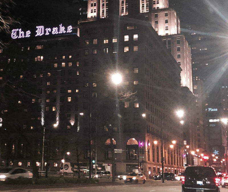 The Historic Chicago Drake Hotel