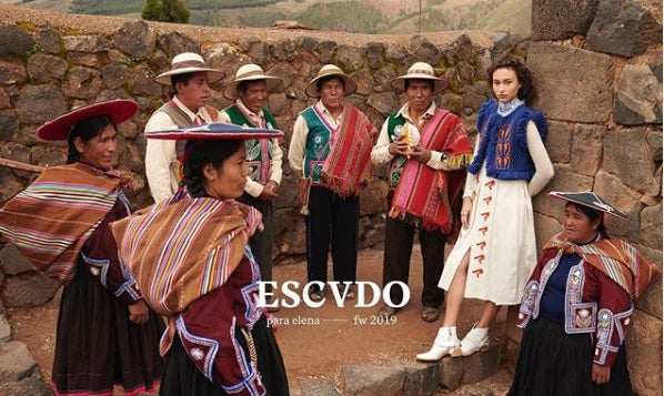 DESIGNER HIGHLIGHT - Escvdo's inspired Peruvian design