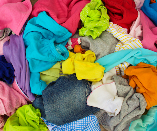 Fashion and the microfiber problem