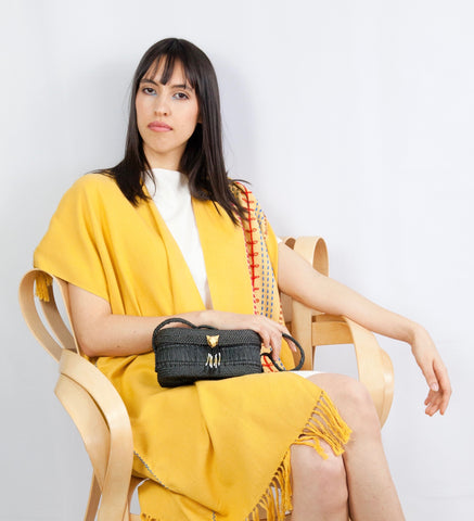 https://prendabella.com/collections/escvdo-pima-cotton-dress-kimono-tunics/products/escvdo-kipu-hand-woven-pima-cotton-yellow-long-cardigan-latinamerican-fashion