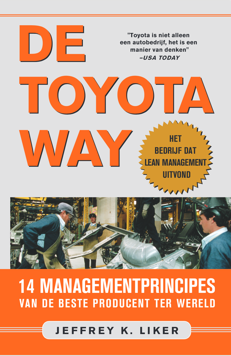 De Toyota Way