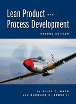Lean Product and Process Development, tweede herziene uitgave