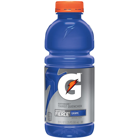Fierce Grape Gatorade (24/20 oz)