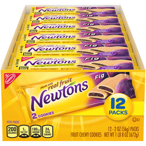 Fig Newtons- 2 pack (48- 2 oz)