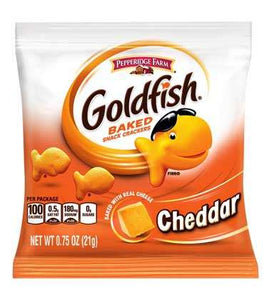 Goldfish Crackers (150-.3/4 oz. packages)