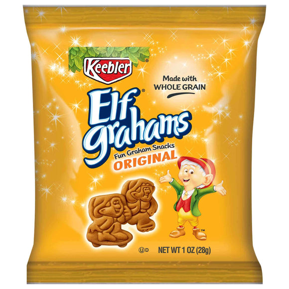 Elf Grahams Original (150-.1oz packages)