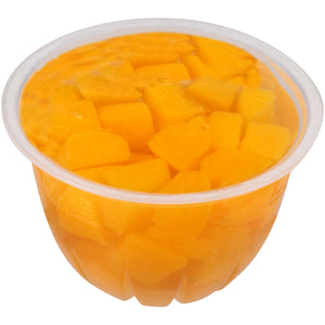 DOLE-Individual Diced Peach Cups (36-4oz cups)