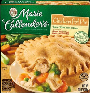 Marie Callender's Chicken Pot Pie (12-10 oz pies)