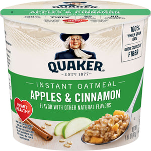 Apple Cinnamon Oatmeal Express (24 cups)