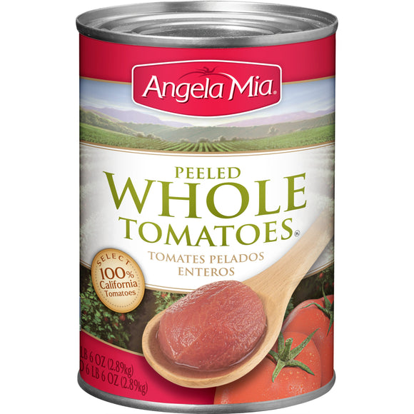 #10 can of whole peeled tomatoes
