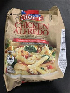 Chicken Alfredo Meal