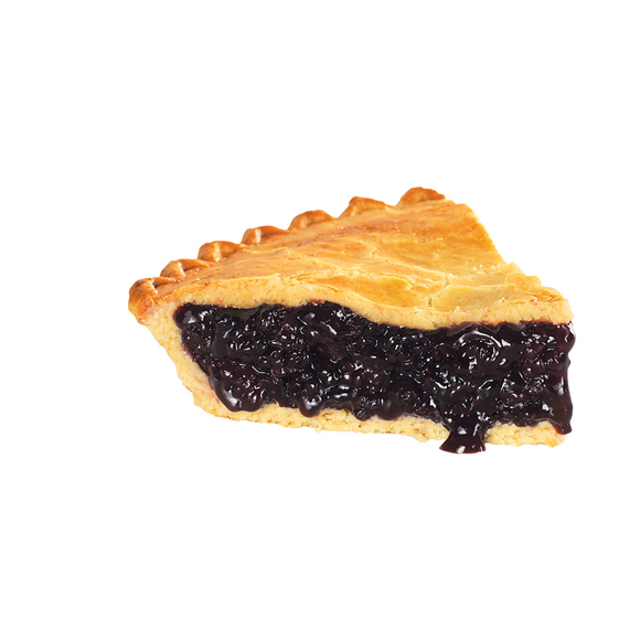 Blackberry Hi Pie (unbaked)