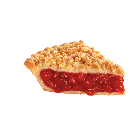 Cherry Krunch Pie