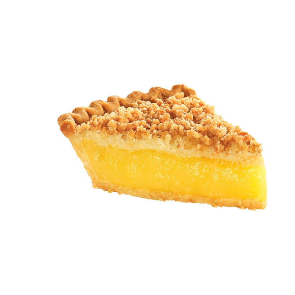Lemon Krunch Pie (unbaked)