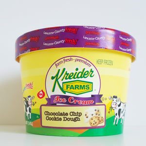 Chocolate Chip Cookie Dough Ice Cream Farm Fresh (1.5 quart)