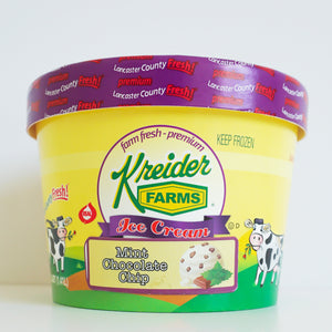Mint Chocolate Chip Ice Cream Farm Fresh (1.5 quart)