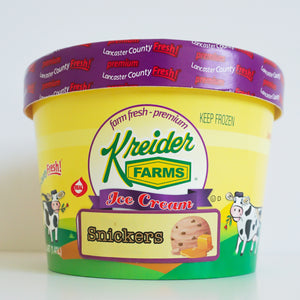 Snickers Ice Cream Farm Fresh (1.5 quart)
