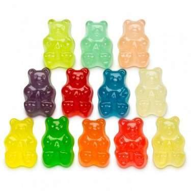 Gummy Bears (5 pounds)